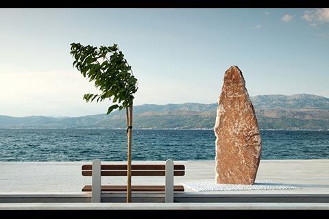 Coast Minimalism by Senad Tahmaz